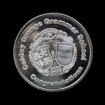 Calday-Grange-Grammer-School-38mm-Silver-Minted-Awards-Coin
