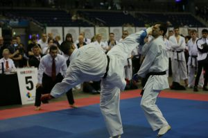 Medals UK are producing bespoke medals for the 2015 GKR Karate National Championships