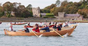 St Ayles Skiffs will be raced for the Skiffle World Championship Medals in the Skiffleworlds 2016