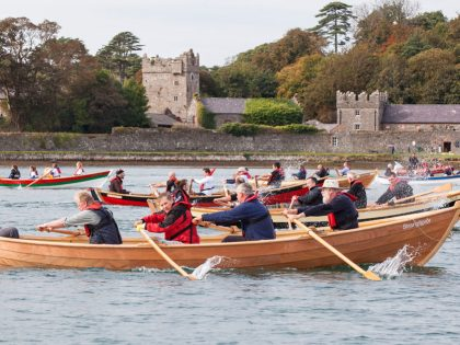 Rowing our way to County Down with Skiffle World Championship Medals