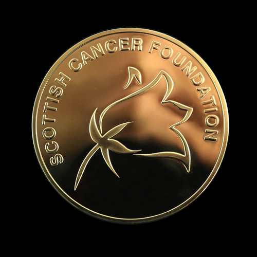 Variety is the Spice of Life - Scottish Cancer Foundation Prize and Evans Forrest Medal - Inaugural Commemorative Awards Medal marking annual prize