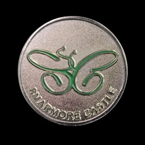 Variety is the Spice of Life - Smarmore Castle Commemorative Coin - Featuring One Day At A Time Message for residents and patients to aid recovery