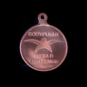 Bodyflight World Challenge Medal in Bronze