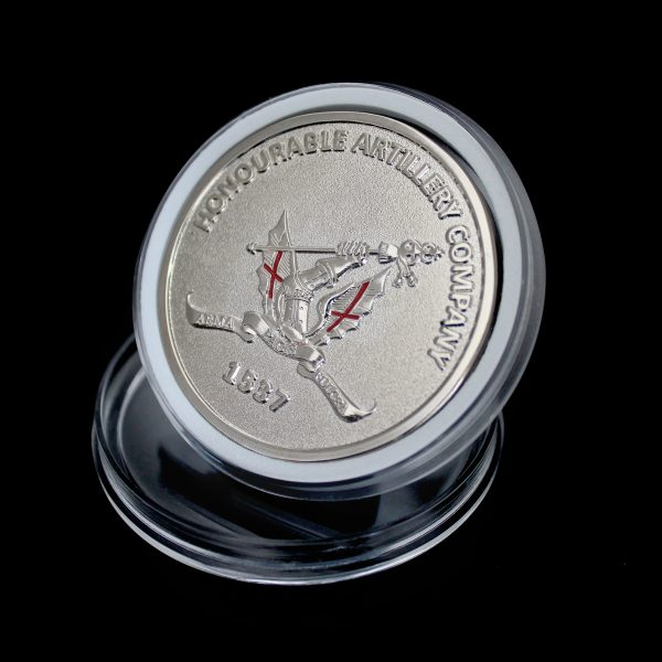 Honourable Artillery Company (HAC) Commemorative Coin