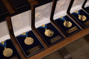 European Business Awards Medals