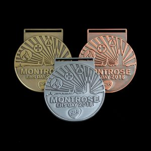 GlaxoSmithKline, Montrose Environmental Health and Safety Day Medals 2018